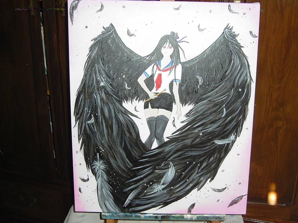 OC : Tamariel, The Dark Angel