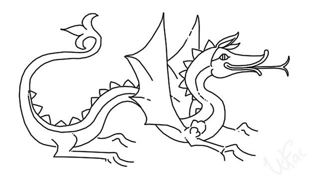 Dragon by Weatherfac