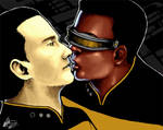 Are you functioning correctly Geordi?