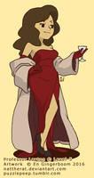 ::COMMISSION:: Debutante Miss Altava by nattherat