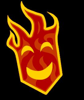 Firebrand's Cutie Mark by joshscorcher