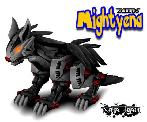 Mightyena - Zoids Concept