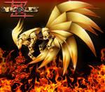 Ninetales - Zoids by Nyiaj