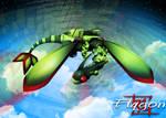 Flygon - Zoids by Nyiaj