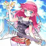 Romin Kirishima - Yu-Gi-Oh! SEVENS