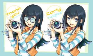[Skeb Commission] Carly Carmine (YuGiOh 5D's)