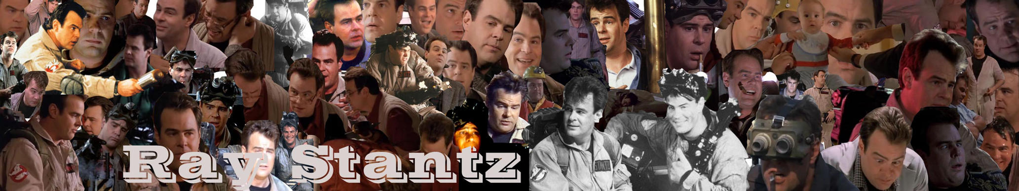 Dan Aykroyd as Ray Stantz by Applescruffgirl