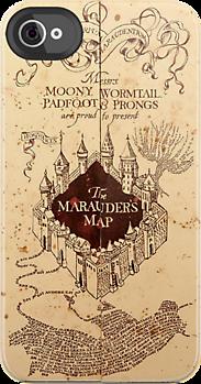 Marauders Map Iphone 5 Wallpaper 60035 Usbdata