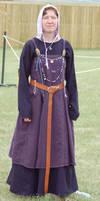 Purple Norse Garb