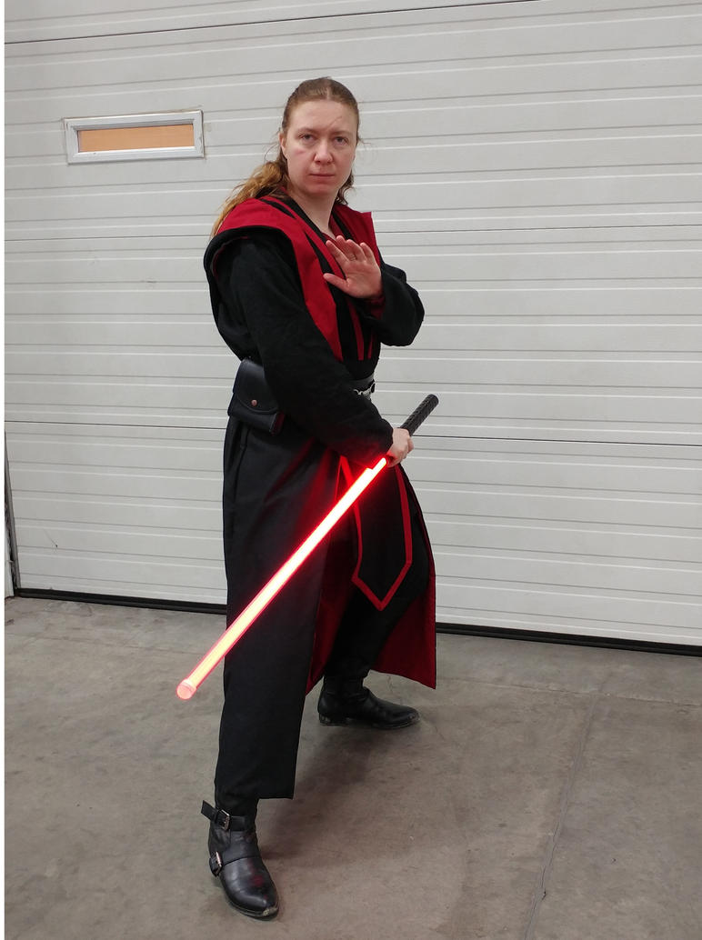 Sith Lord by Flashgriffin