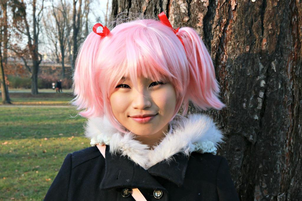 Homura-chan! by Arinoa