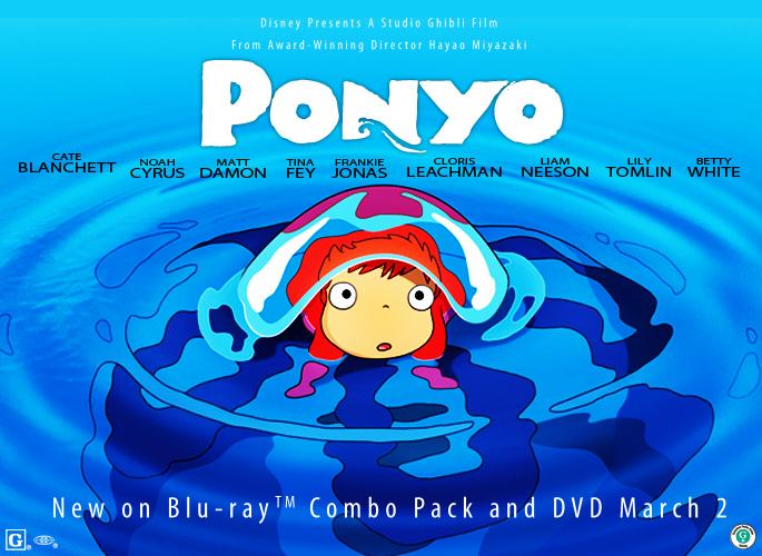 Ponyo Banner E by KKzStudios