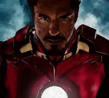 I am Iron Man by KKzStudios