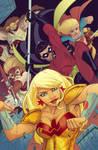 Sanford Greene's Wonder Girl