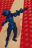 GI JOE Origins cover 2 by gatchatom