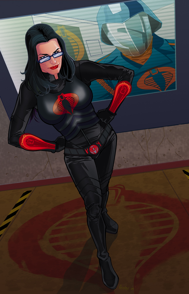 The Baroness Commission by gatchatom