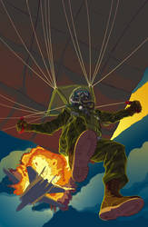 GI JOE ORIGNS 13 Cover