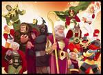 New Gods by BroHawk
