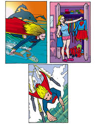 Supergirl prelim by gatchatom