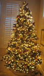 Christmas Tree 5 by GreenEyezz-stock