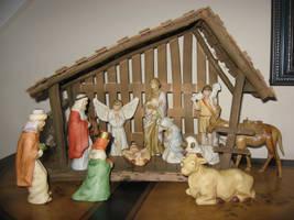 Nativity Scene 4