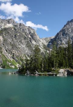 Mountain Lake Paradise