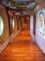 Hallway 1 by GreenEyezz-stock