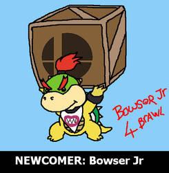 Bowser jr 4 brawl