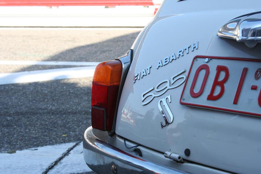 Fiat 500 Abarth 595 Ss By Cinqb On Deviantart
