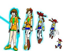 Toy story-Lina's playtime tf by Jonesycat79