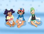 Pokemon AR-babynaruto1 request