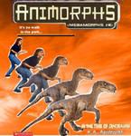 Animorphs-Megamorphs Rachel Dinosaur morph