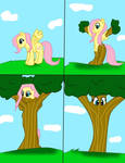 I'd like to be a tree by Jonesycat79