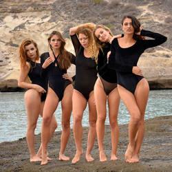 Five Beauties