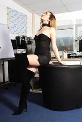 Surprising Secretary by rasmus-art