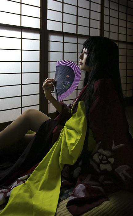 xxxHOLiC Yuko Ichihara by umibe