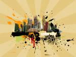 Color City Wallpaper