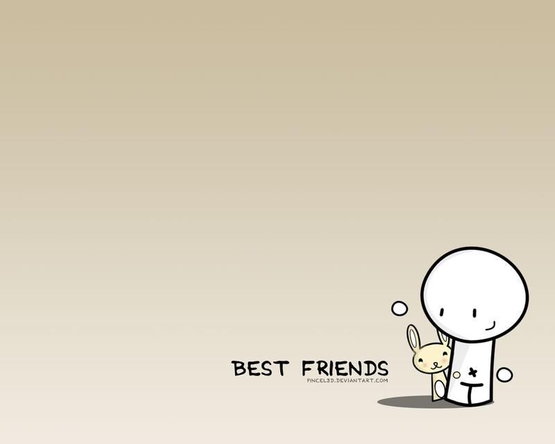 Best Friends by pincel3d