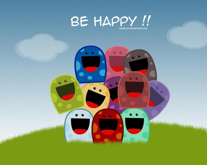 Be Happy - Bugs