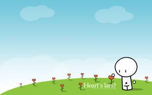 Heart land by pincel3d