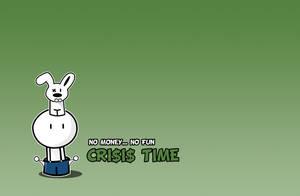 Crisis time by pincel3d