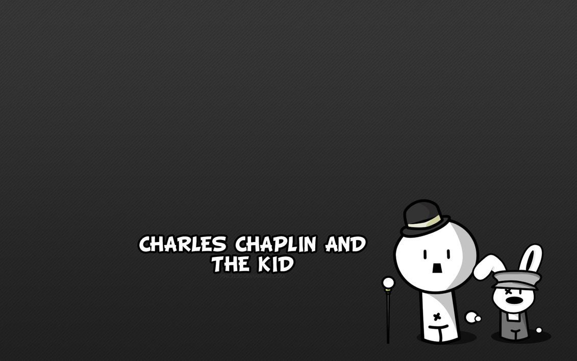 Charles Chaplin by pincel3d
