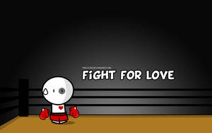 Fight for love by pincel3d