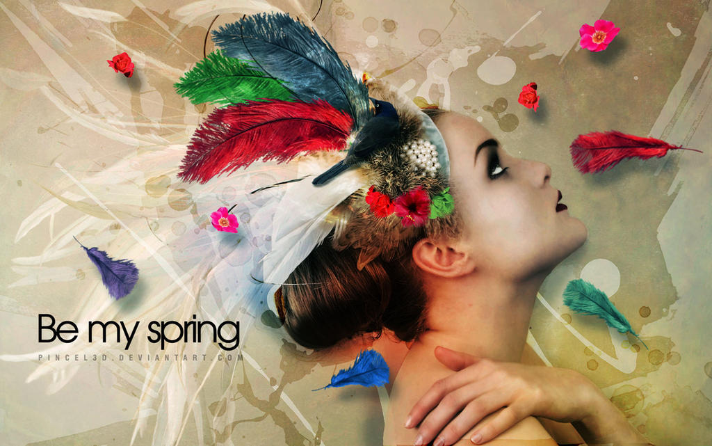 Be my spring