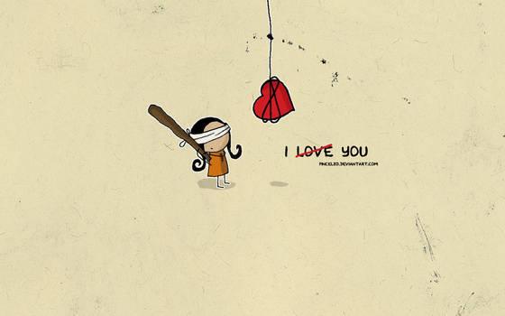 I love youuuu