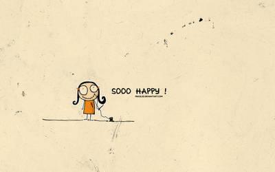 Sooo happy by pincel3d