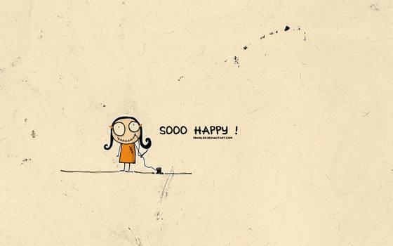 Sooo happy