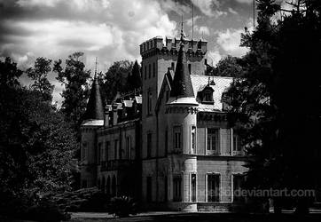 The Castle by pincel3d