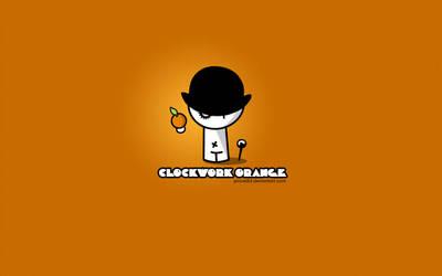 Clockwork Orange - Little boy