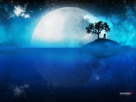 Magic Night by pincel3d
